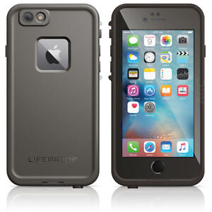 new concept b9206 9cb58 LifeProof Fre Waterproof Case For Apple iPhone 6 4.7-Inch - Black
