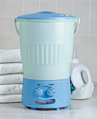 Wonder Washer Mini Compact Portable Small Washing Machine RV Dorms Camping  Boat