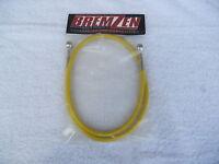 36 Yellow Bremzen Brake Line For Cbr929 Swing Arm Extensions For Honda Cbr929