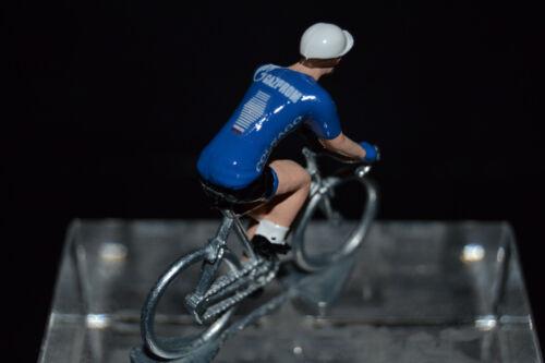 Cycling figure Gazprom RusVelo 2017 Petit cycliste Figurine