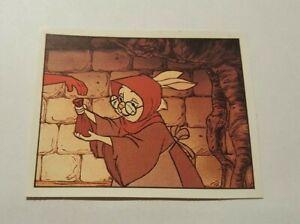 Panini-Robin-des-bois-114-Walt-Disney-Productions-Figurine-Sticker-1982-82