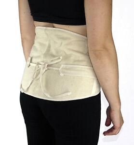 German-Army-Woolen-Kidney-Belt-Warming-Wrap-Back-Pain-Relief-Thermal-Radiculitis