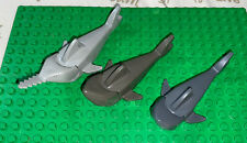 2547                           OCCASION//USED Lego Requin GRIS F//D GREY shark