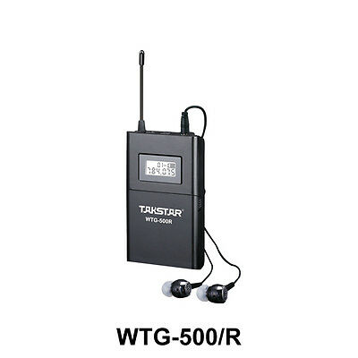Takstar WTG-500/R  WTG-500 Single Receiver