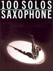 100 Solos: For Saxophone by Music Sales Corporation (Paperback / softback, 1992)