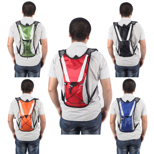 Hydration Pack Water Sports Backpack Bike Bag Road Climbing Hiking Pouch Bags 2L