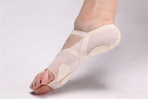 Ballet Dance Shoes Slippers Pointe Dance Gymnastics Foot Thong Toe Undies Paws