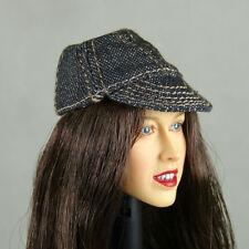 1/6 Scale Phicen, Hot Toys, Kumik, ZC, Cy Girl, TTL - Female Dark Blue Denim Hat