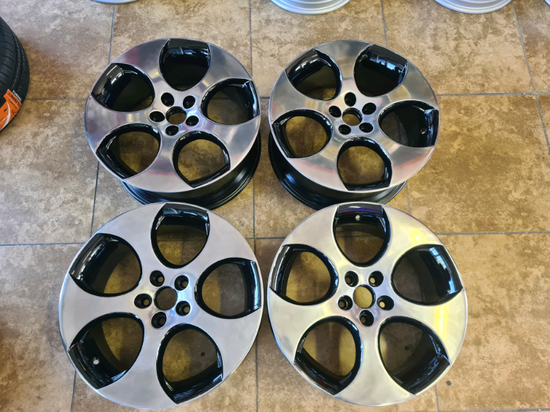 """18"""" 5x112 Pcd Vw golf 5/6 GTI reps for sale"""