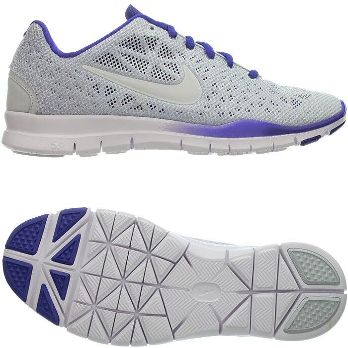Nike FREE TR FIT 3 3 3 BEATHE weiß blau Damen Freizeitschuhe Fitness Jogging NEU OVP bd6999