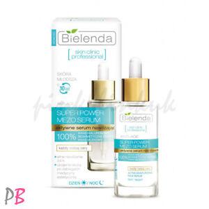 Bielenda-Skin-Clinic-Mezo-SERUM-Hydrating-Face-100-HYALURONIC-ACID-Moisturising