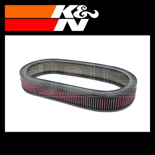 K and N Original Performance Part K/&N E-1963 High Flow Replacement Air Filter