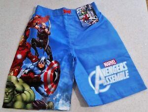 Shorts Boardies Wear Marvel Swim Avengers Boys Board Swimmers wCnZ4FOqt