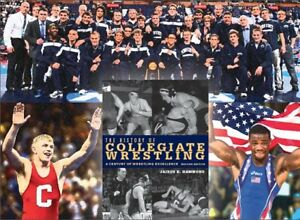 The-History-of-Collegiate-Wrestling-A-Century-Of-Wrestling-Excellence