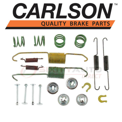 Carlson Rear Drum Brake Hardware Kit for 2000-2005 Toyota Celica Shoe xd