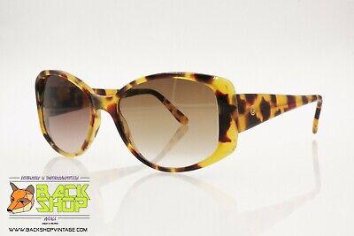 Galileo Vintage 90s Women Sunglasses, Diva Style Havana Tortoise Acetate, Nos Prestazioni Affidabili