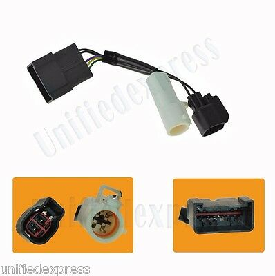 Mirror MALE Harness Adapter Wire~Power Heated~99-03 Ford F250 F350  Superduty | eBay  eBay