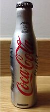 BOTELLA COCA COLA LIGHT ALUMINIO ALUMINIUM COKE BOTTLE RARE SPAIN