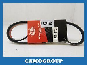 Belt Service V-Ribbed Belt Gates 1170MM Yaris 1.5CC 4PK1170 9091602569