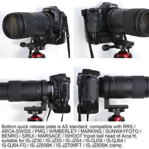 Lens Support Tripod Mount Ring for Tamron 100-400mm f//4.5-6.3 Di VC USD A035
