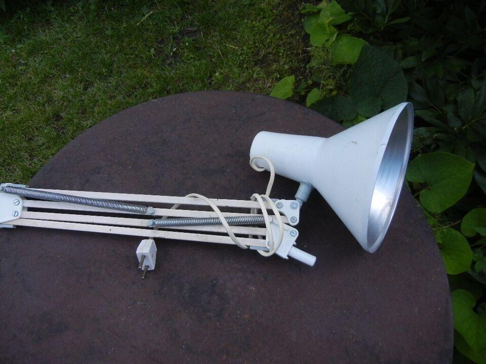 Arkitektlampe, RETRO - dansk HCF arkitektlampe