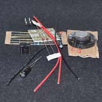 NE555 Buzz DIY Electronic KIT Tone Generator Oscillator Suite Trousse LED Flash