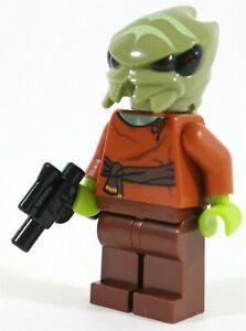 Lego-Star-Wars-Cantina-Alien-Bug-Bounty-Hunter-FIGURINE-Fait-De-Veritable-LEGO