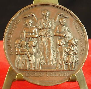 Medaglia-Nicolas-Ploudalmezeau-da-e-Farochon-Medal-Insegnamento-Scuola
