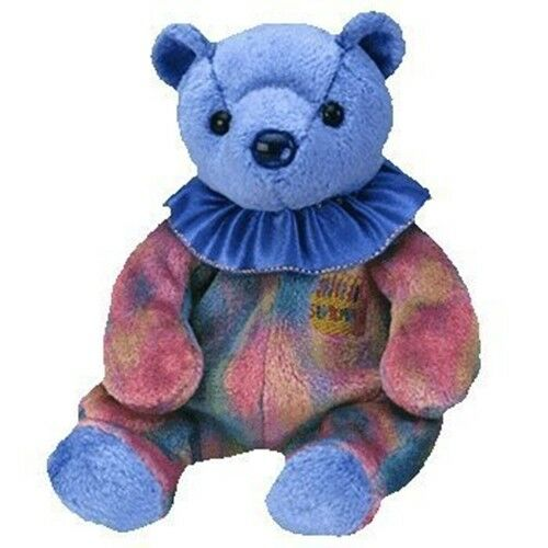 Sapphire September Birthday Birthstone Ty Beanie Babie 8in Bear 3 up 4372  for sale online  6d71fd465b
