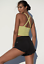 NEW Free People Movement Good Karma Tank Crop Top Washed Lime XS//S-M//L $54.80