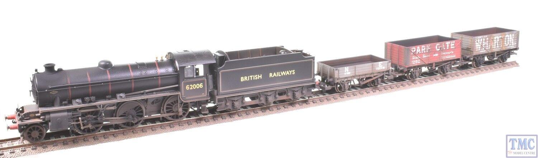 R3671 Hornby OO Gauge Peppercorn K1 Freight Pack Era 4 Train Pack Weatherosso