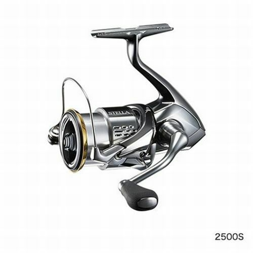 Shimano 18 STELLA 2500-S Spinning  Reel New   various sizes