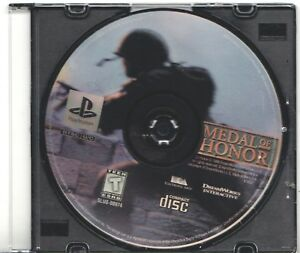 Video Game Only - MEDAL OF HONOR - Sony PlayStation - Pre-Owned