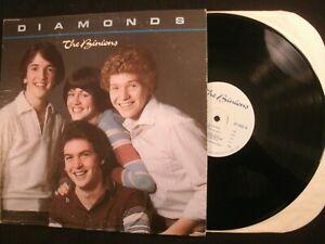 The-Binions-Diamonds-1980-Private-Vinyl-12-039-039-Lp-Christian-Gospel