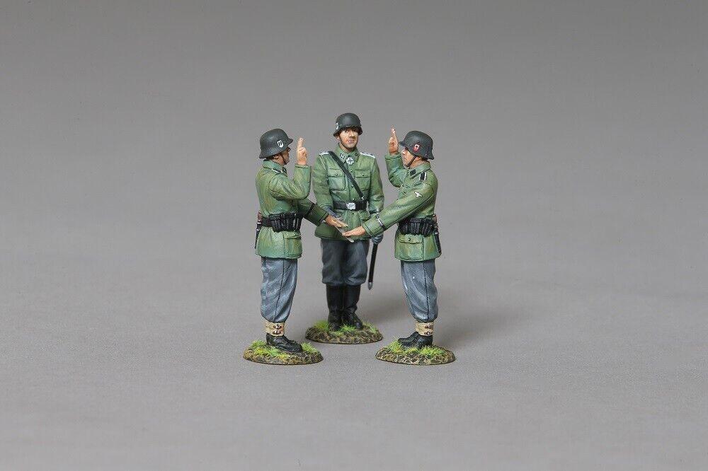THOMAS GUNN SS095A The Oath Of Allegiance (Natural Base) - German WW2