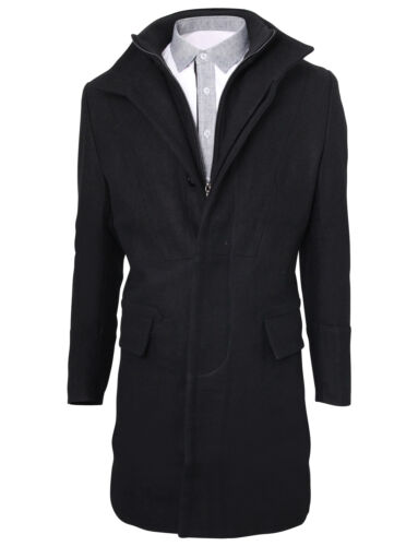 Men's Extra Long Winter Coats