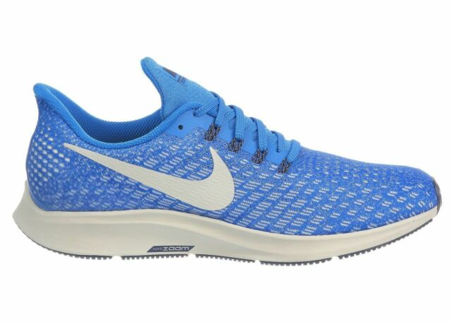 cost charm timeless design shoes for cheap Nike Air Zoom Pegasus 35 Men's Running 942851 402 Cobalt Blue/Light Bone  Rare!
