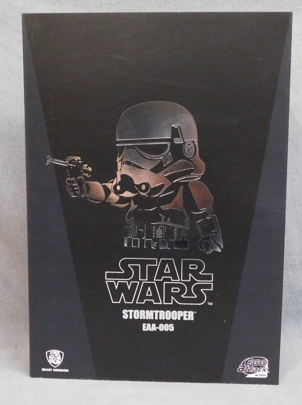 autorización oficial Estrella Wars De Stormtrooper Huevo De Ataque Figura De De De Acción-Bestia Reino  ¡envío gratis!