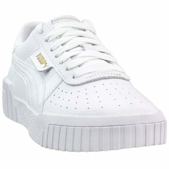Puma Cali Sneakers - White - Womens for