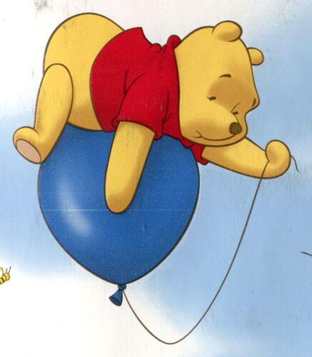 ONLY $6 Disney Borders 22 Winnie the Pooh Balloons Wallpaper Border