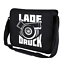 Ladedruck-Turbolader-Turbo-Tuning-Tuner-Schrauber-Umhaengetasche-Messenger-Bag