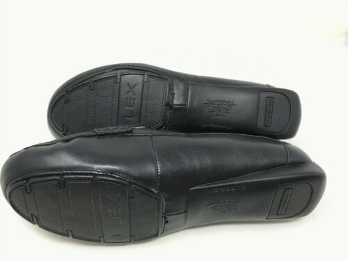 Womens Life Stride Vienna Black Loafers 425K