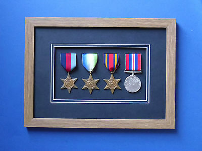 Medal Frame 3d Box Frame World War Military Medals memorial