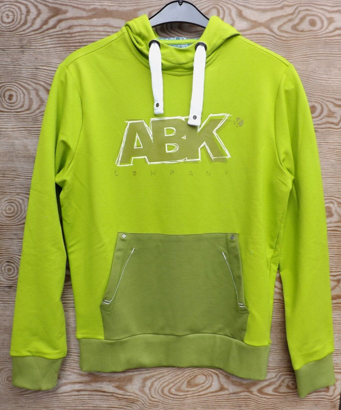 Abk Baloo Hoodie Men, Hoody Sweater for Men, Chartreuse Green   save up to 70%