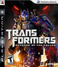 Transformers: Revenge of the Fallen (Sony PlayStation 3, 2009)