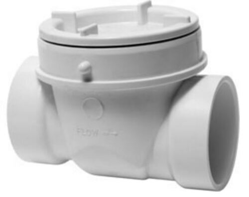 """Sioux Chief 869-4p ABS Backwater Valve 4/"""""""