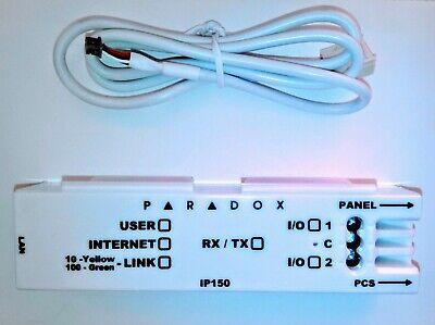 Paradox Security Alarm System IP150 Internet Module NEW v.4.0