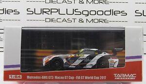 Tarmac-Works-1-64-Hobby64-MERCEDES-AMG-GT3-Macau-GT-World-Cup-2017-999-w-Cert