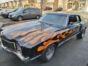 1971 Chevy monte Carlo