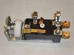 1955 55 ford car fairlane headlight switch 6 v new | ebay diagram of headlight switch 1955 ford wiring diagram gm headlight switch